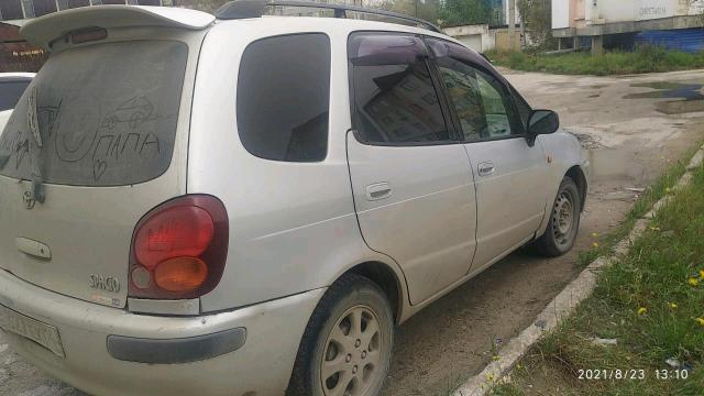 Toyota Corolla Spacio 1998