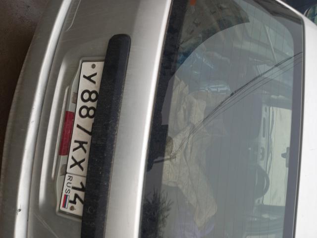 Nissan AD 2001