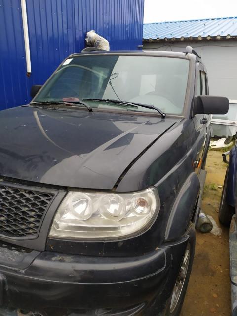 УАЗ Патриот (УАЗ-3163) 2011