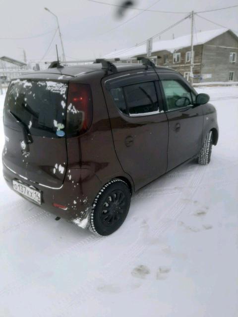 Nissan Moco 2009