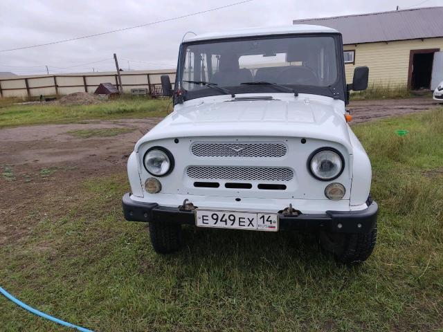 УАЗ 31519 2010