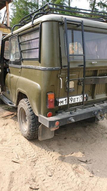 УАЗ 31514 1998