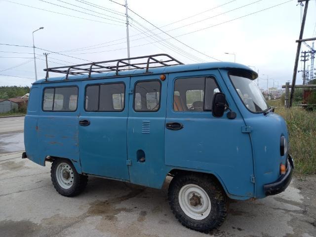 УАЗ Буханка 2000