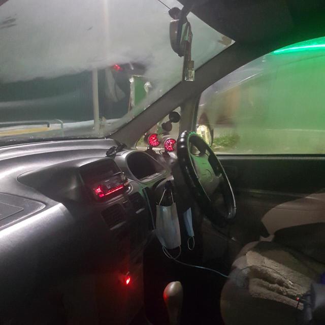 Toyota Corolla Spacio 2000