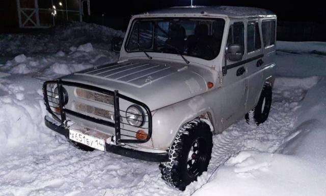 УАЗ 31514 2001