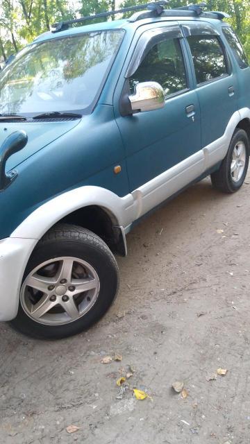 Daihatsu Terios 2001