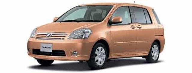 Toyota Raum 0