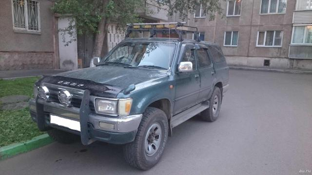 Toyota Hilux Surf 0