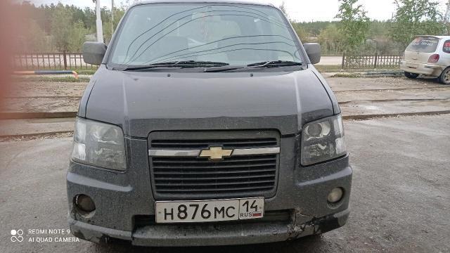 Suzuki Solio 2006
