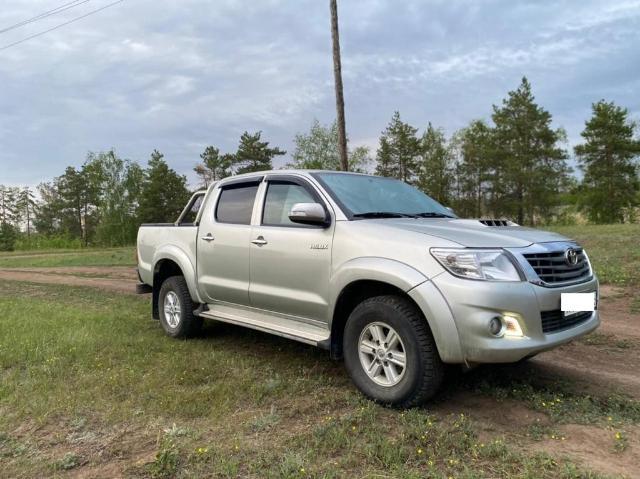 Toyota Hilux Pick Up 2012
