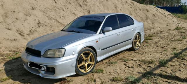 Subaru Legacy B4 0