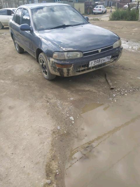 Toyota Sprinter 1992