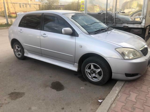 Toyota Corolla Runx 2003