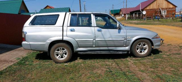 Ssang Yong Musso Sports 2005