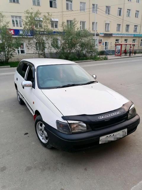 Toyota Caldina 2001