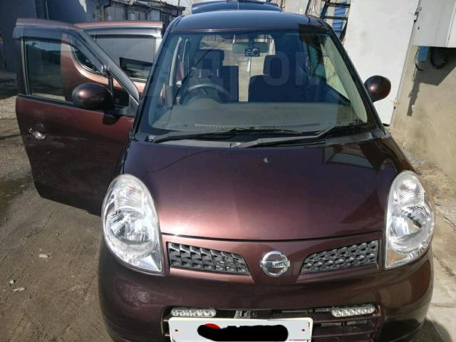 Nissan Moco 2008