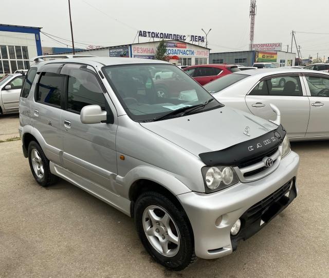Toyota Cami 2002