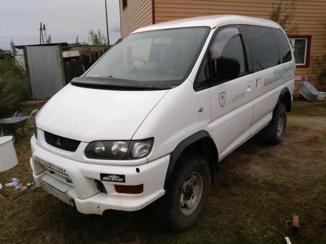 Mitsubishi Delica 1999
