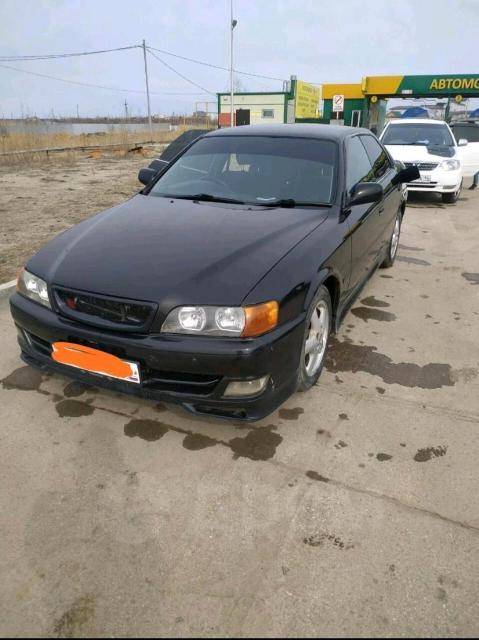 Toyota Chaser 1998