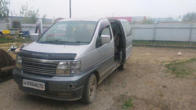 Nissan Elgrand 1999