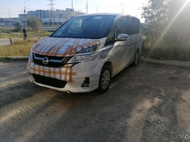 Nissan Serena 2018
