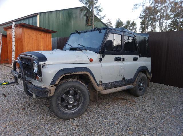 УАЗ 469 2002
