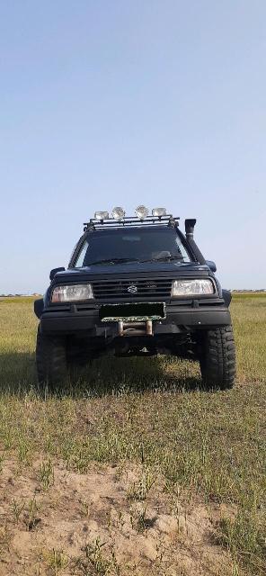 Suzuki Escudo 0