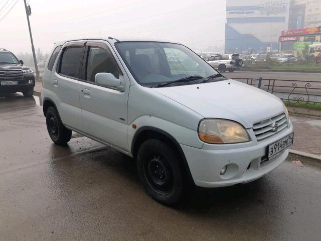 Suzuki Swift 2001