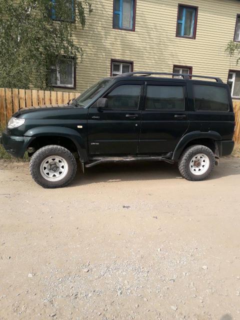 УАЗ Патриот (УАЗ-3163) 2007