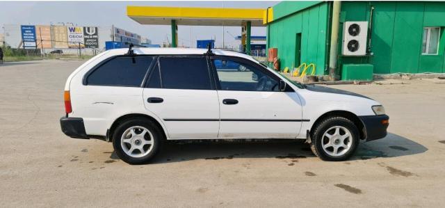Toyota Corolla Wagon 2001