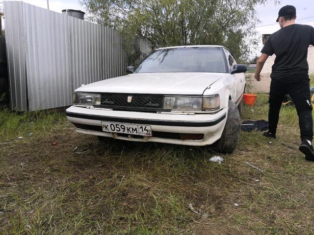 Toyota Chaser 1988