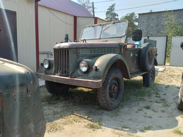 ГАЗ 69 1980