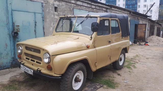 УАЗ 3151 1994