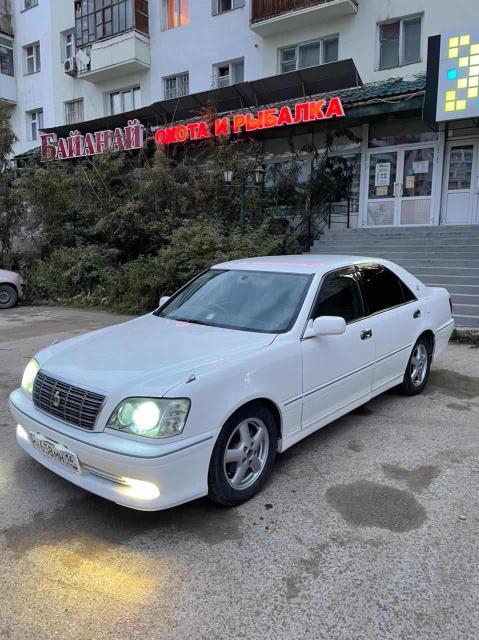 Toyota Crown 2001