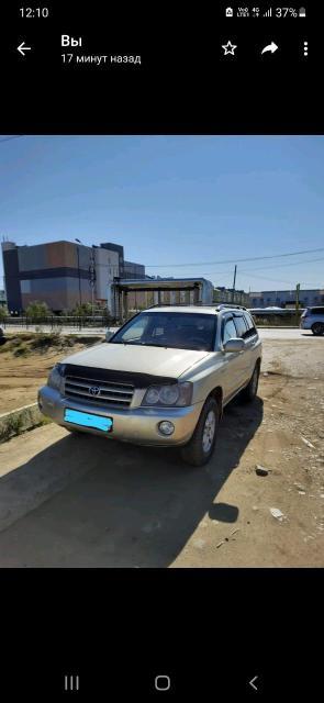 Toyota Highlander 2001