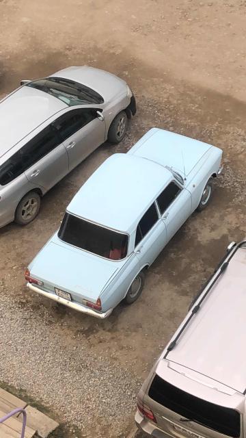 Москвич 400 1980