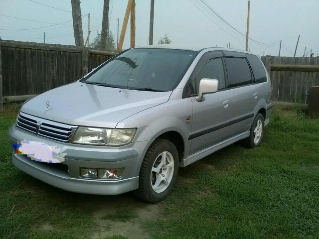 Mitsubishi eK-Wagon 2001