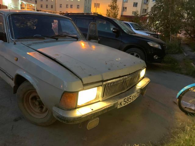 ГАЗ 3102 Волга 1996