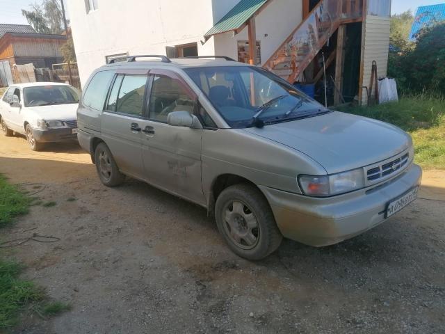 Nissan Prairie Joy 1998