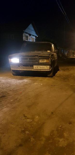 ВАЗ (Лада) 2107 2002