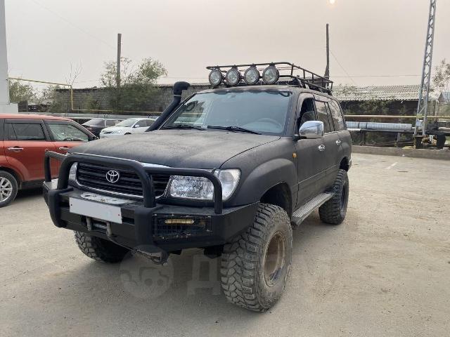 Toyota Land Cruiser 2002