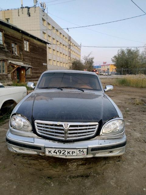 ГАЗ 31105 Волга 2006