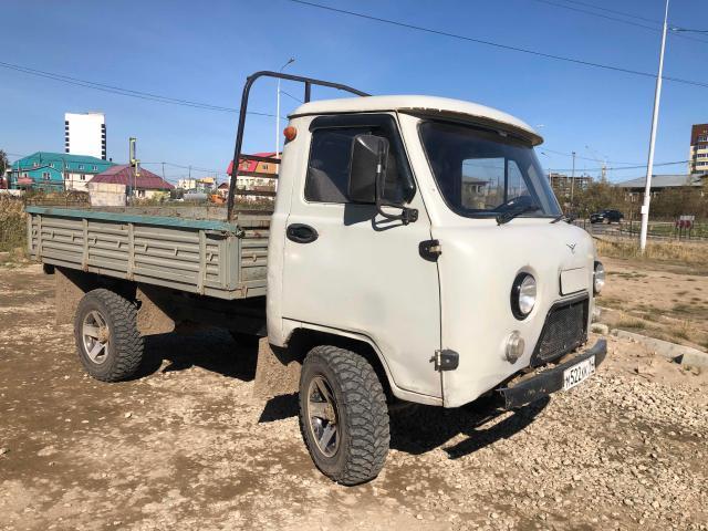 УАЗ Бортовой (УАЗ-3303) 2014