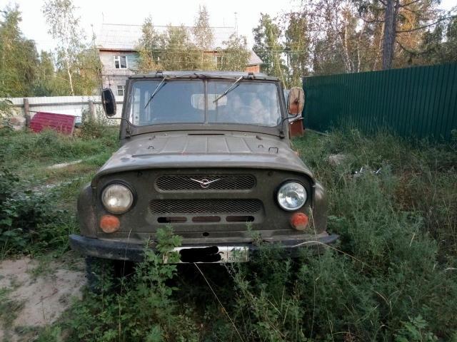 УАЗ 31519 1991