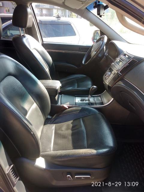 Hyundai Grand Santa Fe 2008