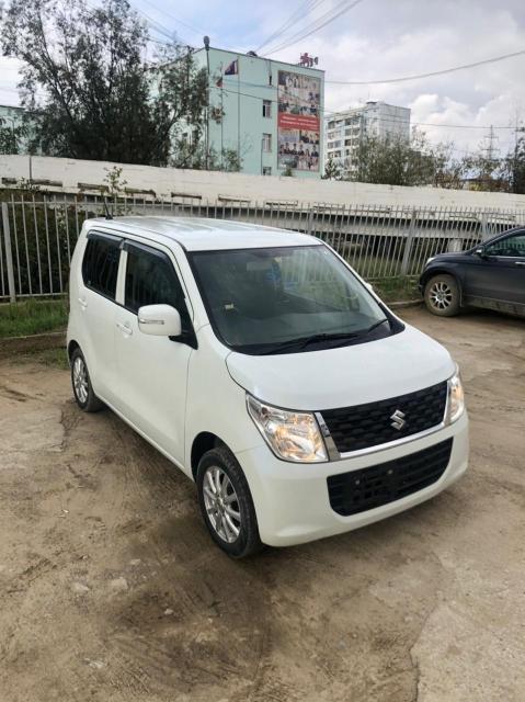 Suzuki Wagon R 2016