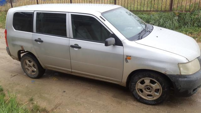 Toyota Succeed 2008