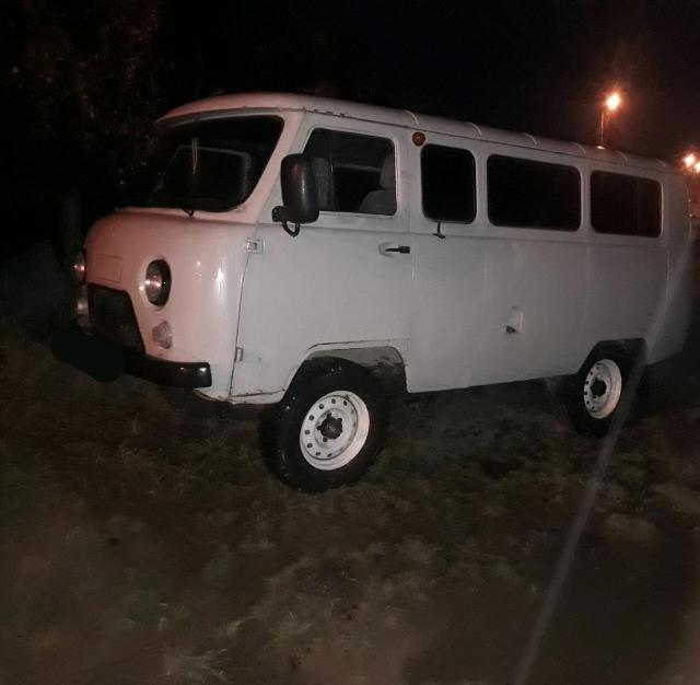 УАЗ Буханка 1992