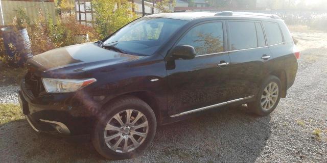 Тойота хайлендер 2010 г 4вд кнопка старт-стоп. Срочная продажа до 25 сентября.