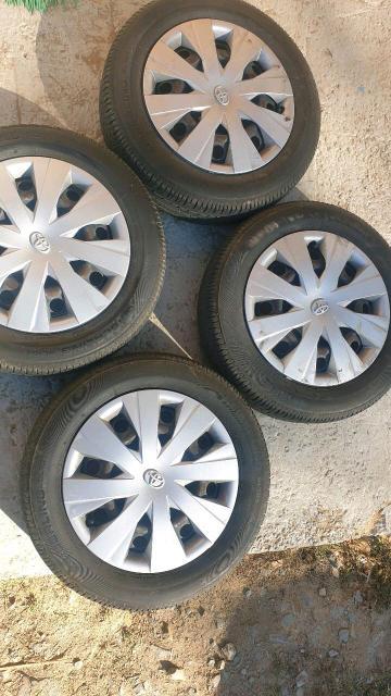 Продаю контрактное колесо от бп филдера